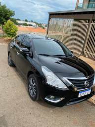 Nissan versa 1.6 SL manual