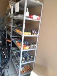 Bikes e peças e acessorios.novos.pronta entr.
