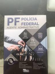 Apostila da polícia federal- agente administrativo