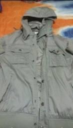 Linda jaqueta de algodão e poliéster $ 100.00