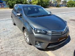 Corolla xei 2.0 flex aut 2015. Km 61.000.  Robson *