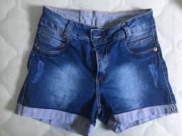 Short jeans confidencial