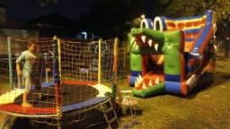 Brinquedos infláveis para festas e eventos apartir deR$250,00