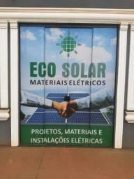 Mega promoção de energia solar