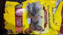 Doação Papinha premium para pássaros filhotes + Antibiótico Avitrin