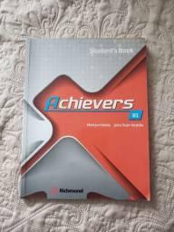 Livro - Achievers B1<br>Usado