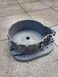 Título do anúncio: Corpo traseiro máquina de lavar LFE03 Mini silent 3 kg parede