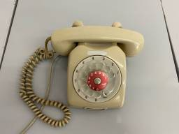 Telefone Antigo Ericsson em Baquelite