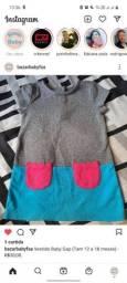 Vestido Baby Gap