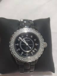 Relógio j12 Chanel