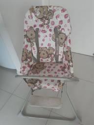 Cadeira de Alimentação Infantil Bebê