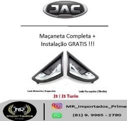 Maçaneta Interna Jac Motors J3 | Completa + Troca Gratis