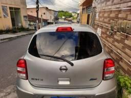 Título do anúncio: Vendo Nissan Marc 2013/14,  25,500 + 26 parcelas  de 337,00