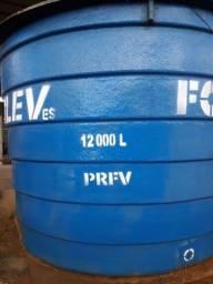 Caixa fortel leve 12000 litros