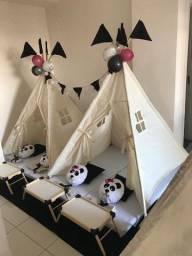 Cabana/Tenda para Festa do Pijama, eventos, festas, etc