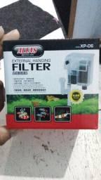Vendo/ T filtro externo Cascata