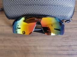 Óculos Ciclista 5 lentes