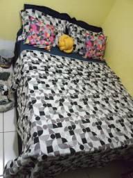 Cama Baú  + colchão ORTOBOM