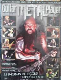 Revista Guitar Metal Player Nº186