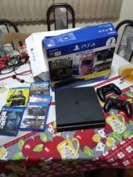 Controle PS4+cyberpunk 2077