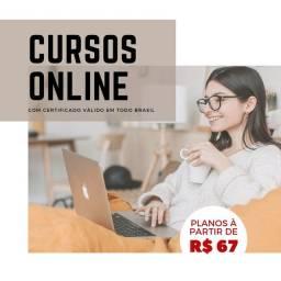 Cursos Online| PLANOS INACREDITÁVEIS