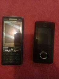Dois celulares 30 reais hj
