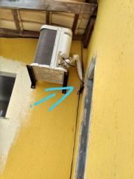 Instalação de ar em lauro