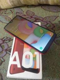 Oportunidade, Samsung Galaxy A01 completo