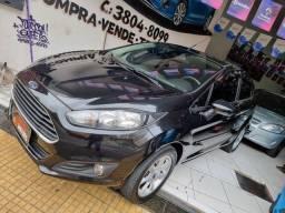 Ford New Fiesta 1.5 15 Completo Ac Troca  2° Dn Bx Km