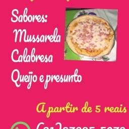 S&G Pizzas pré-assadas