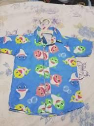 Camisa personalizada Baby Shark