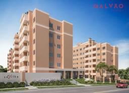 Apartamento à venda com 3 dormitórios em Cidade industrial, Curitiba cod:40567