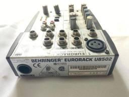 Mesa Behringer 5 Canais Eurorack Ub 502