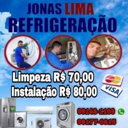 LIMPEZA DE CENTRAL