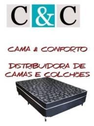Entrega Grátis, Cama Box Casal $379,90, Direto da Fábrica!!!