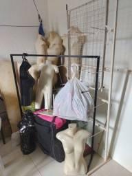Vendo Loja de roupas completa