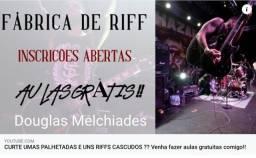 Aulas de Riffs de Guitarra