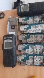 Assistência técnica de rádios comunicadores Motorola,  Baofeng,  hytera, vertex...