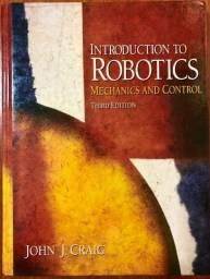 "Livro ""Introduction to Robotics - Mechanics and Control"" 3rd edition"