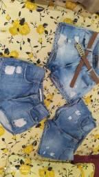 3 Shorts da Miller