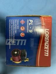 Pressurizador lorenzetti pl9