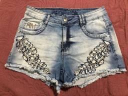 Short jeans claro república
