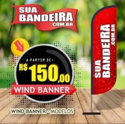 Wind Banner, Bandeiras