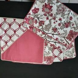 Capas almofadas - conjunto 6 unidades