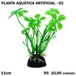 Planta de Aquário 11cm