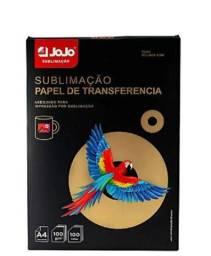 Papel Jojo p/sublimação A4 c/100 fls