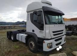 Iveco Stralis 460 Eurotruck