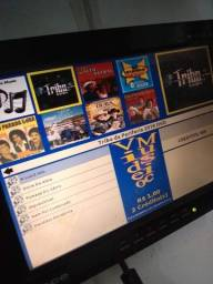 HD 500 gb, atualizado com programa de junkebox, máquina de musica.