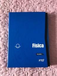 Livros de Física FTD (volume 2)
