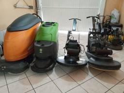 Aluga se polidoras e lavadoras  de piso